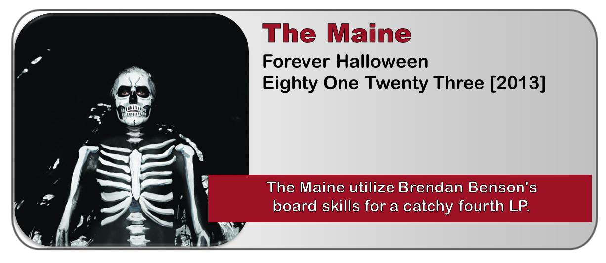 The Maine: Forever Halloween [Album Review]