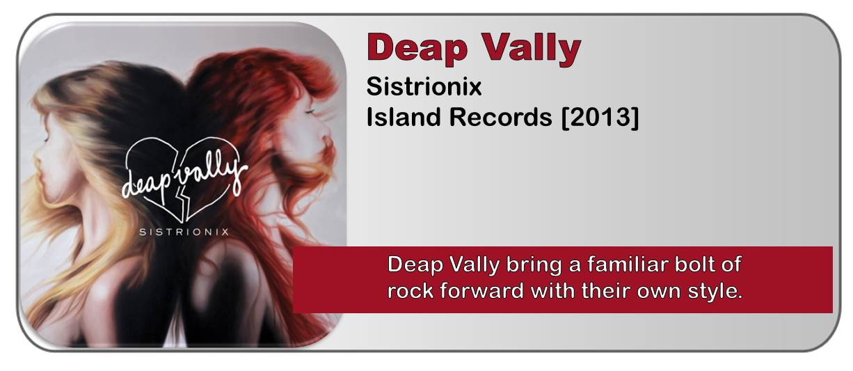 Deap Vally: Sistrionix [Album Review]
