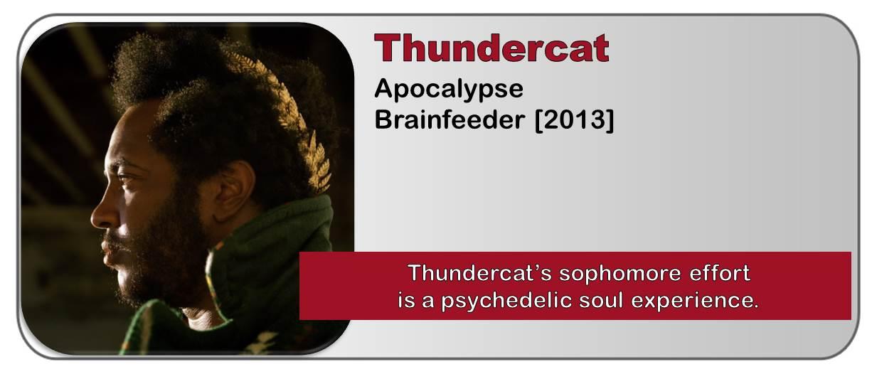 Thundercat: Apocalypse [Album Review]