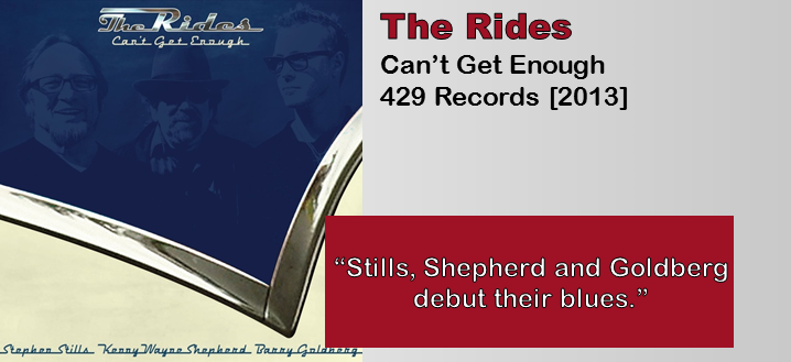 The Rides: Can't Get Enough [Album Review]