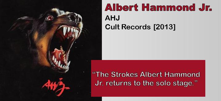 Albert Hammond Jr.: AHJ [Album Review]