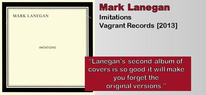Mark Lanegan: Imitations [Album Review]