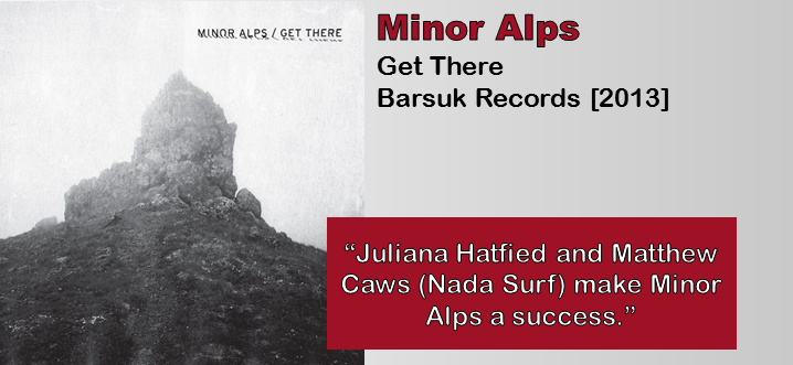 Minor Alps: Get There [Album Review]