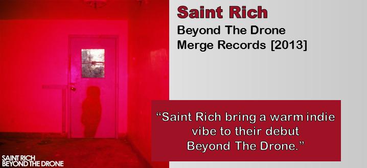 Saint Rich: Beyond The Drone [Album Review]