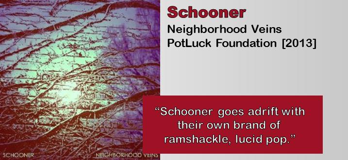Schooner: Neighborhood Veins [Album Review]