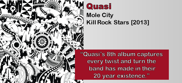 Quasi: Mole City [Album Review]