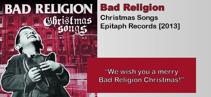 Bad Religion: Christmas Songs [Album Review]