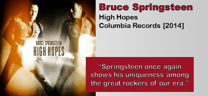 Bruce Springsteen: High Hopes [Album Review]