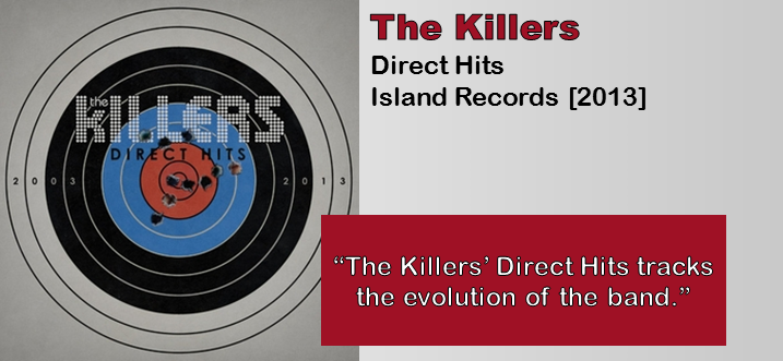 The Killers: Direct Hits [Album Review]