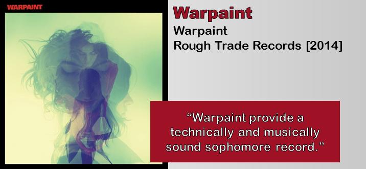 Warpaint: Warpaint [Album Review]
