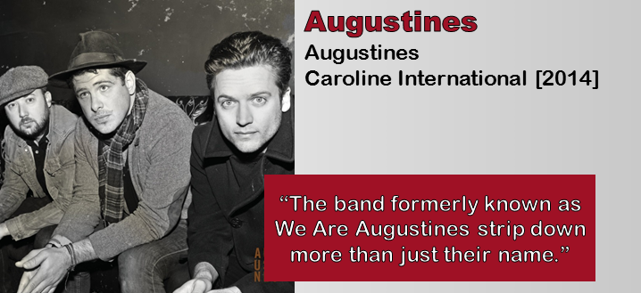 Augustines: Augustines [Album Review]