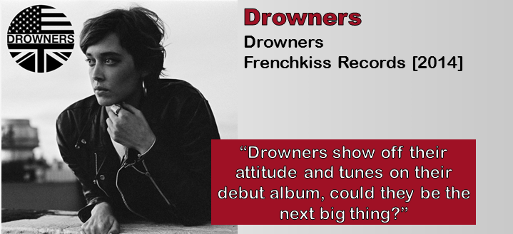 Drowners: Drowners [Album Review]