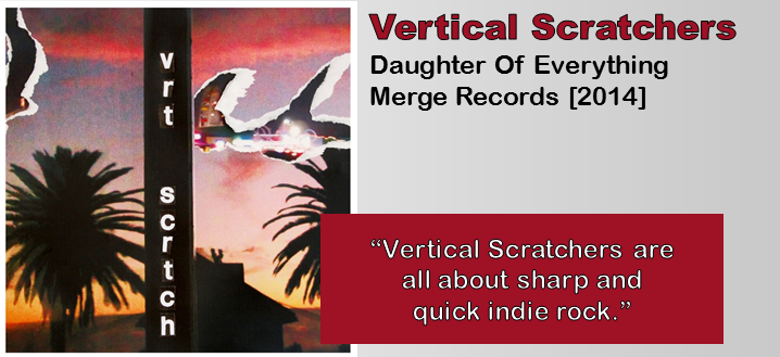 Vertical Scratchers: Daughter Of Everything [Album Review]