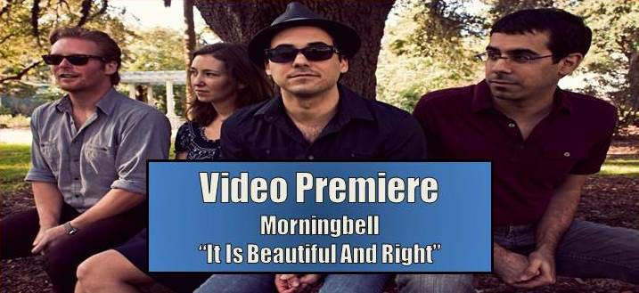 "Video Premiere: Morningbell – ""It Is Beautiful And Right"""