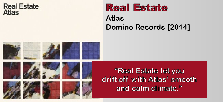 Real Estate: Atlas [Album Review]