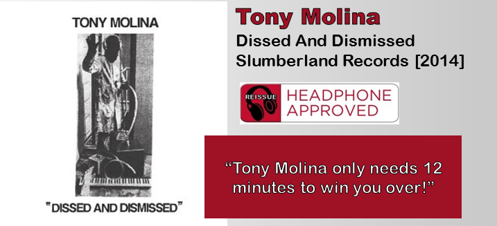 Tony Molina: Dissed And Dismissed [Album Review]