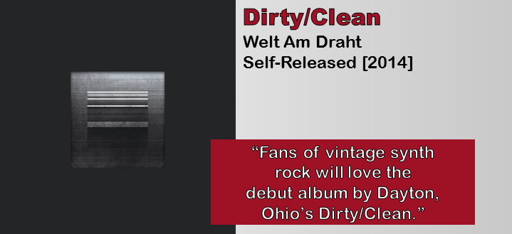 Dirty/Clean: Welt Am Draht [Album Review]