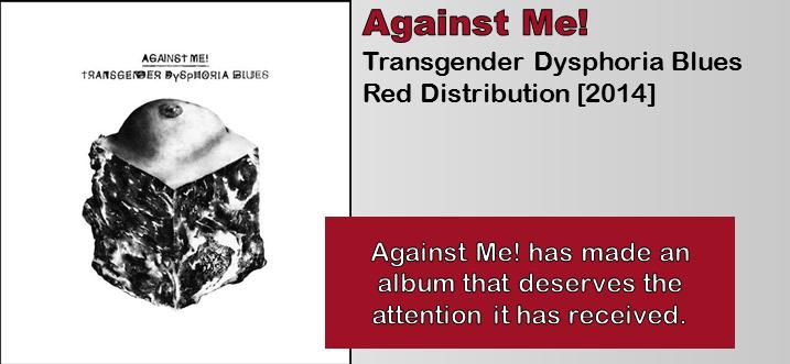 Against Me!: Transgender Dysphoria Blues [Album Review]