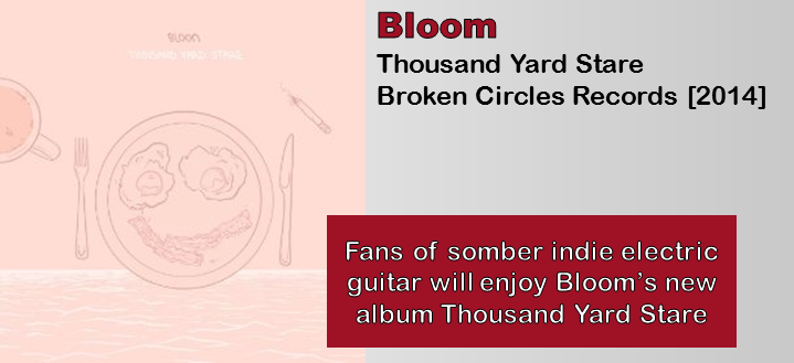 Bloom: Thousand Yard Stare [Album Review]