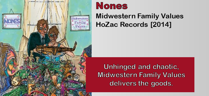 Nones: Midwestern Family Values [Album Review]