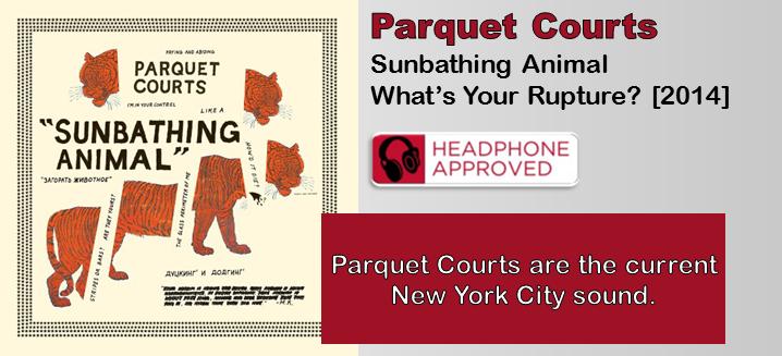 Parquet Courts: Sunbathing Animal [Album Review]