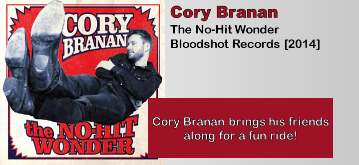 Cory Branan: The No-Hit Wonder [Album Review]