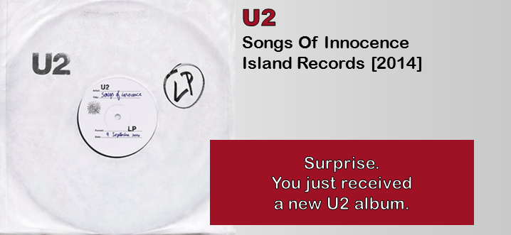 U2: Songs Of Innocence [Album Review]