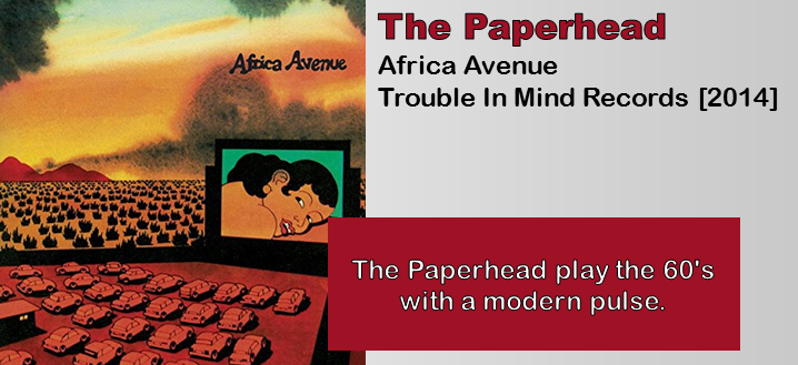 The Paperhead: Africa Avenue [Album Review]