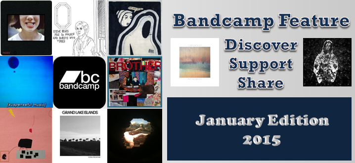 Bandcamp Artists: Discover, Support & Share – Volume 18