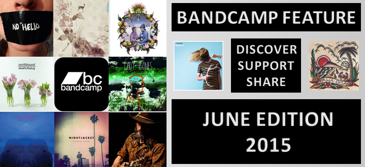 Bandcamp Artists: Discover, Support & Share – Volume 23