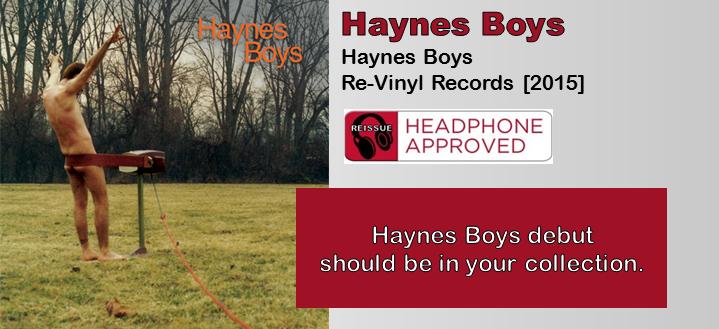 Haynes Boys: Haynes Boys [Album Review]