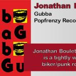 Jonathan Boulet: Gubba [Album Review]