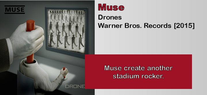 Muse: Drones [Album Review]