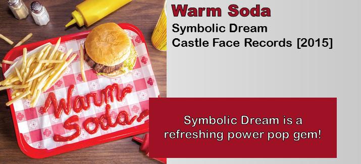 Warm Soda: Symbolic Dream [Album Review]