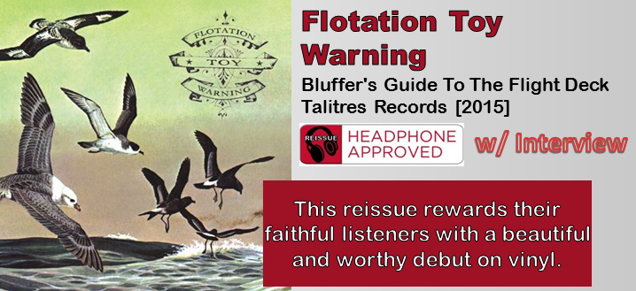 Flotation Toy Warning: Bluffer's Guide To The Flight Deck [Album Review & Interview]