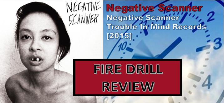 Negative Scanner: Negative Scanner [Album Review]