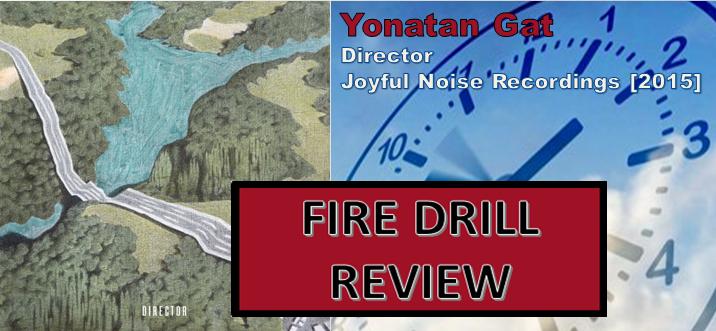 Yonatan Gat: Director [Album Review]