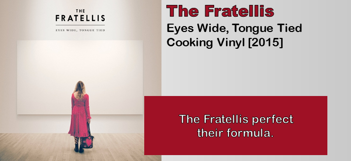The Fratellis: Eyes Wide, Tongue Tied [Album Review]