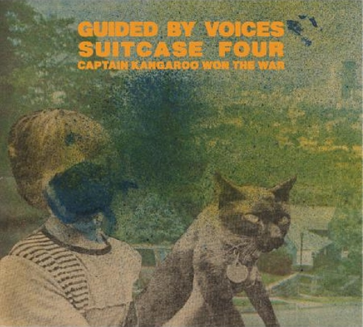 """Premiere Friday Fire Track: Guided By Voices – """"Deaf Dumb And Blind Girl"""""""