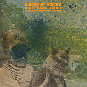 Guided By Voices – Briefcase 4 / 1500 Commie Red Vinyl