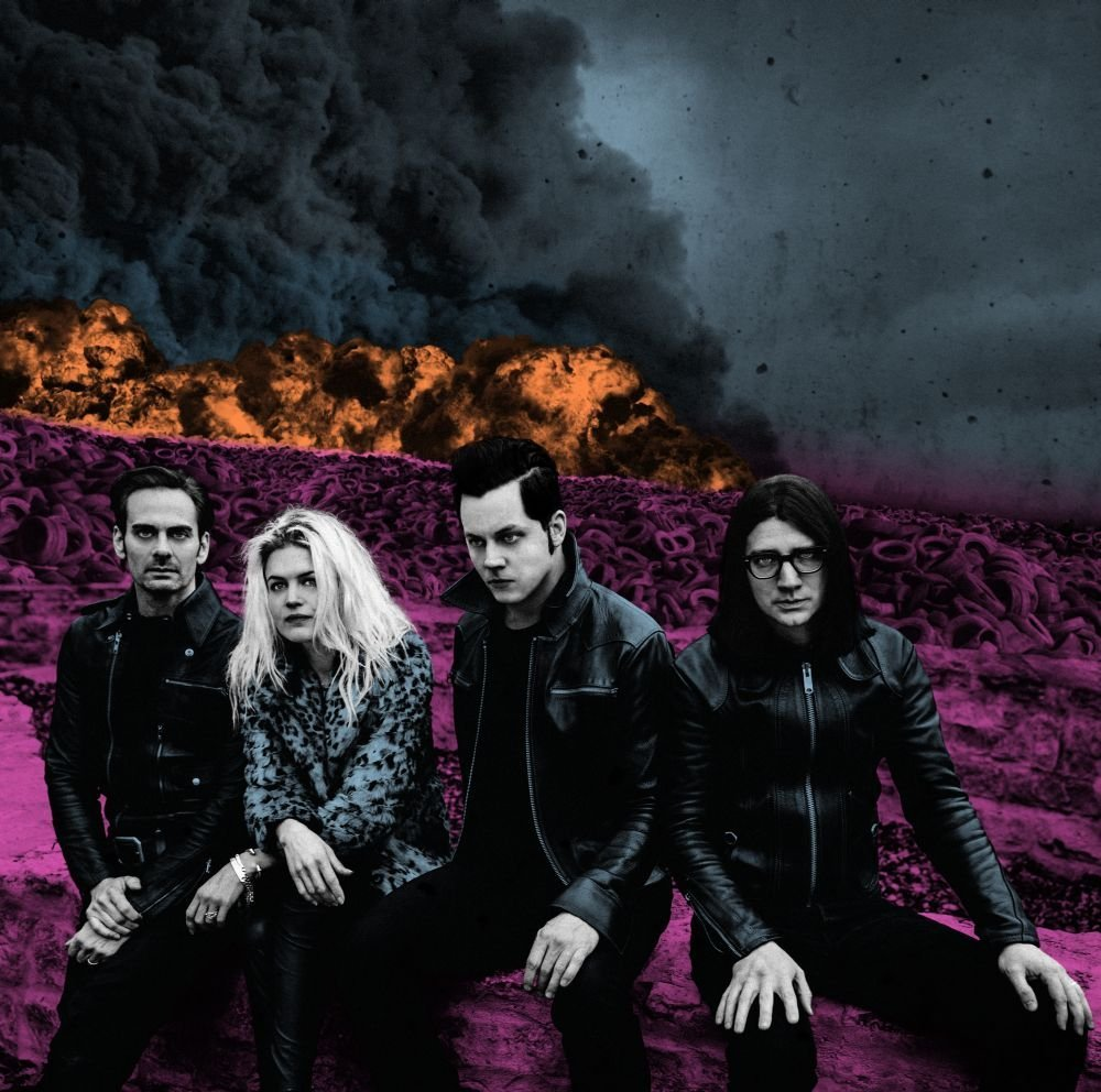The Dead Weather: Dodge And Burn [Album Review]