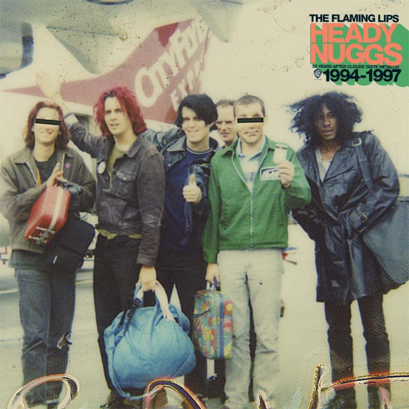 The Flaming Lips to Release Heady Nuggs 20 Years After Clouds Taste Metallic 1994-1997 – 11/27