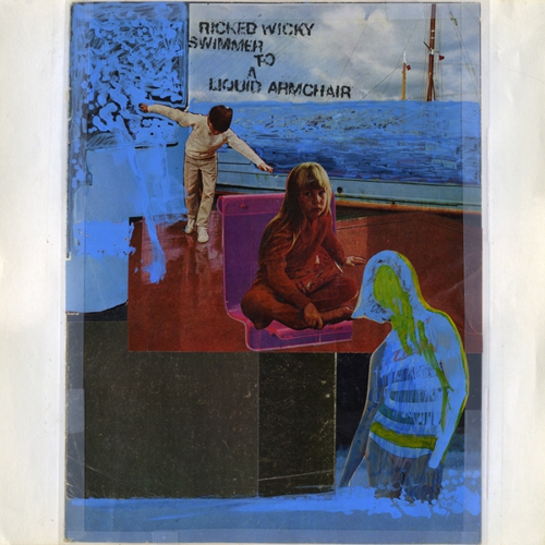 Ricked Wicky: Swimmer To A Liquid Armchair [Album Review]