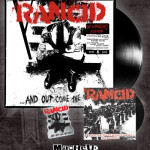 "20th Anniversary Reissue of Rancid's ""...And Out Come The Wolves"""