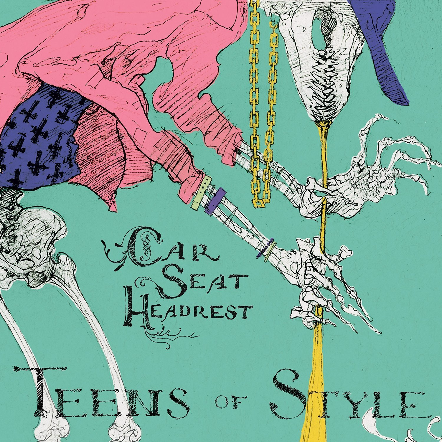 Car Seat Headrest: Teens Of Style [Album Review]