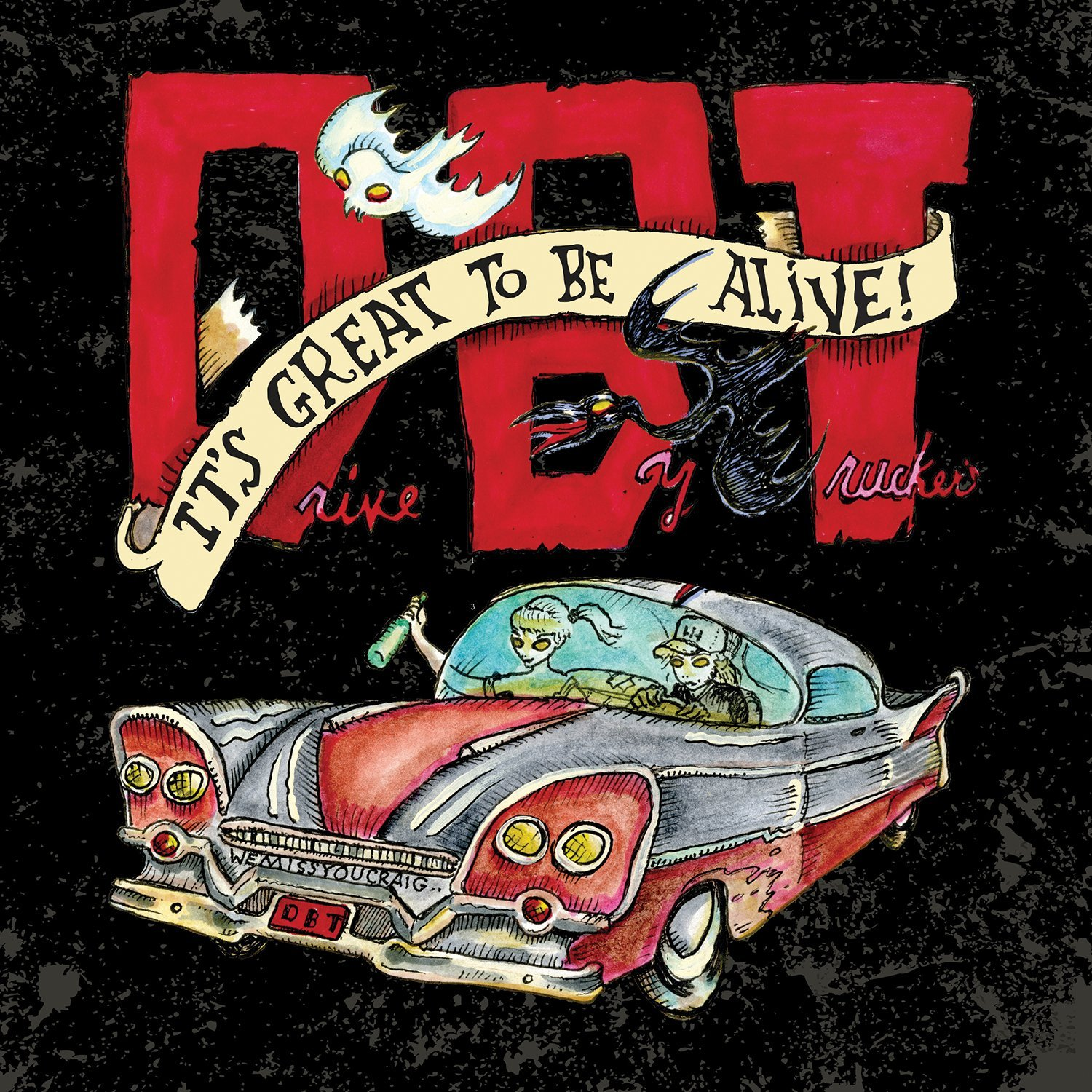 Drive-By Truckers: It's Great To Be Alive! [Album Review]