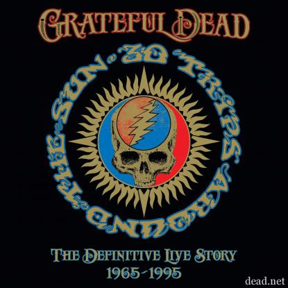 Grateful Dead: 30 Trips Around The Sun [Album Review]