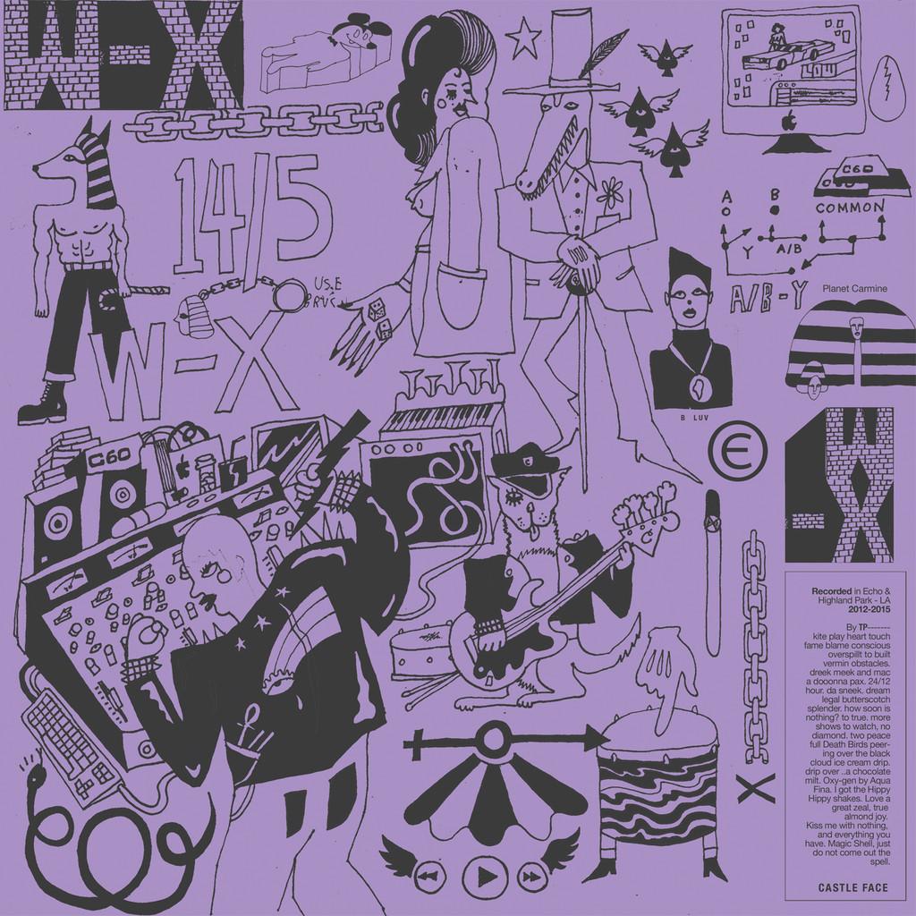 W-X: W-X [Album Review]