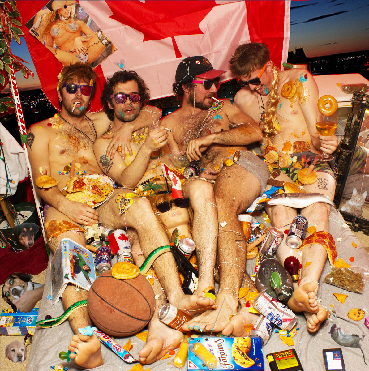 New Swears: Junkfood Forever, Bedtime Whatever [Album Review]