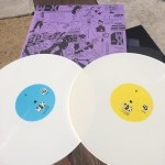 W-X (Tim Presley of White Fence) White 2LP at Castle Face